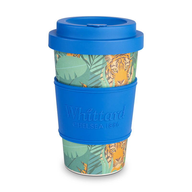 The Whittard Tiger To Go Cup