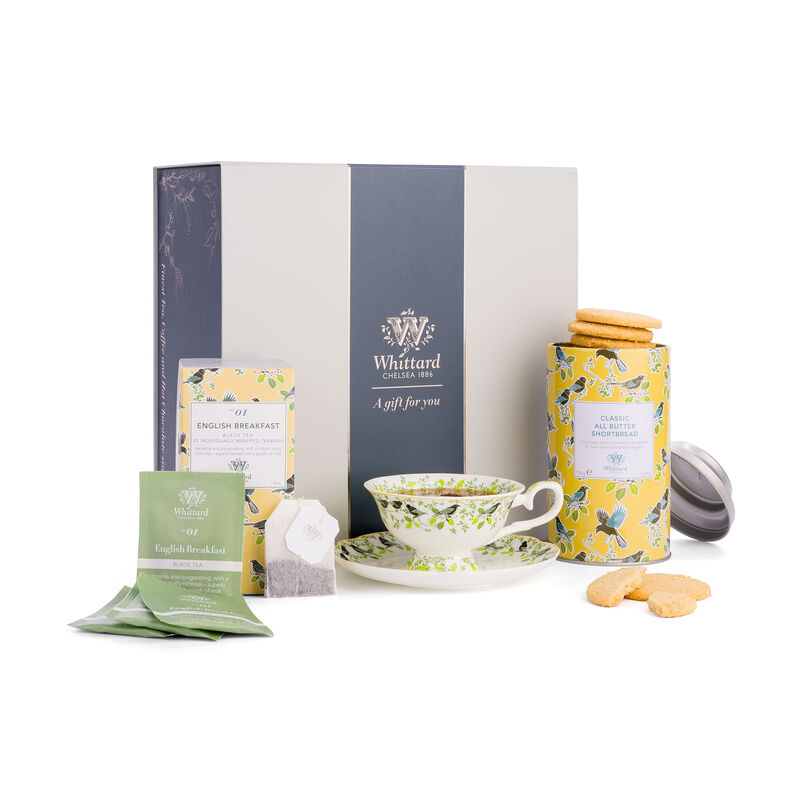 The Tea Discoveries English Breakfast Gift Set