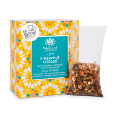 Pineapple Cooler Iced Teabags with large Teabag
