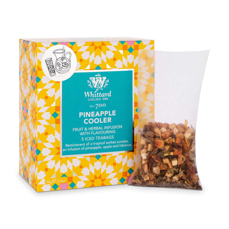 Pineapple Cooler Iced Teabags