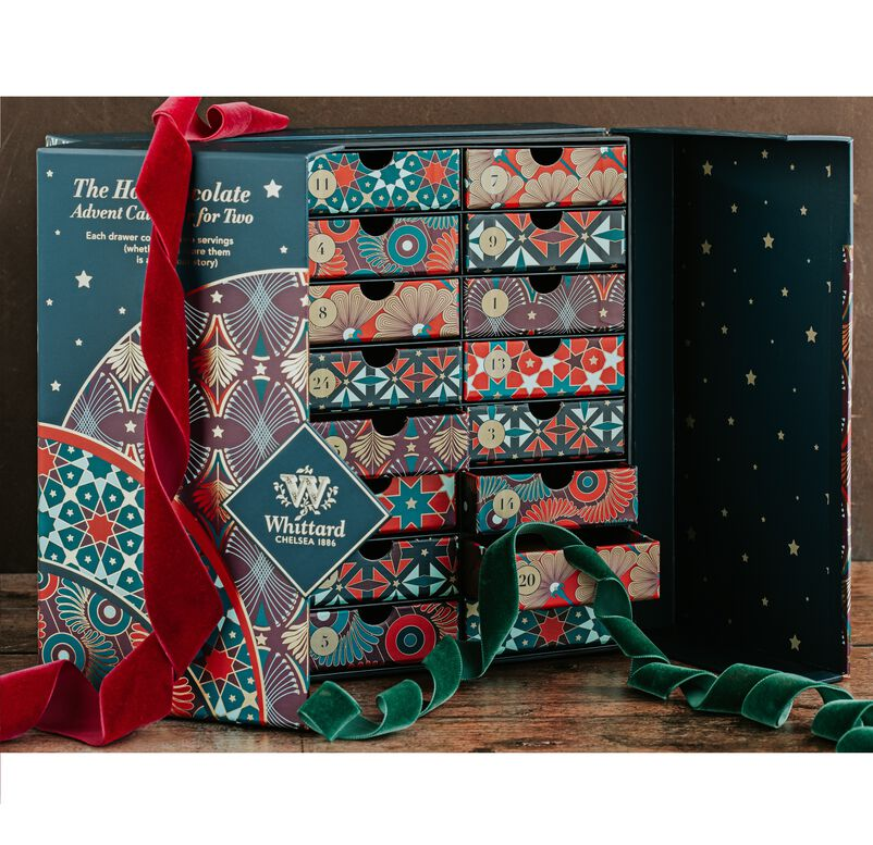 The Hot Chocolate Advent Calendar for Two