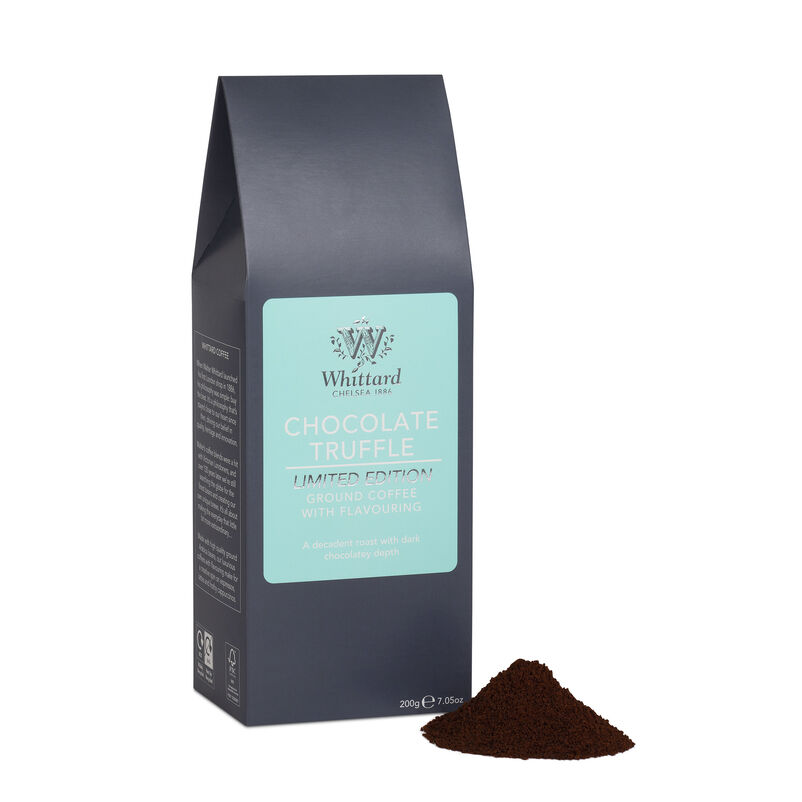 Limited Edition Chocolate Truffle Flavour Ground Coffee