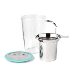 Aqua Glass Pao Infuser Mug