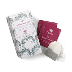 Tea Discovery Chelsea Garden 25 Individually Wrapped Teabags