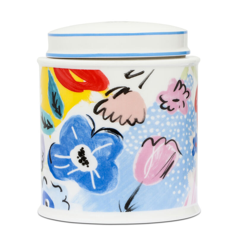 Covent Garden Ceramic Tea Caddy