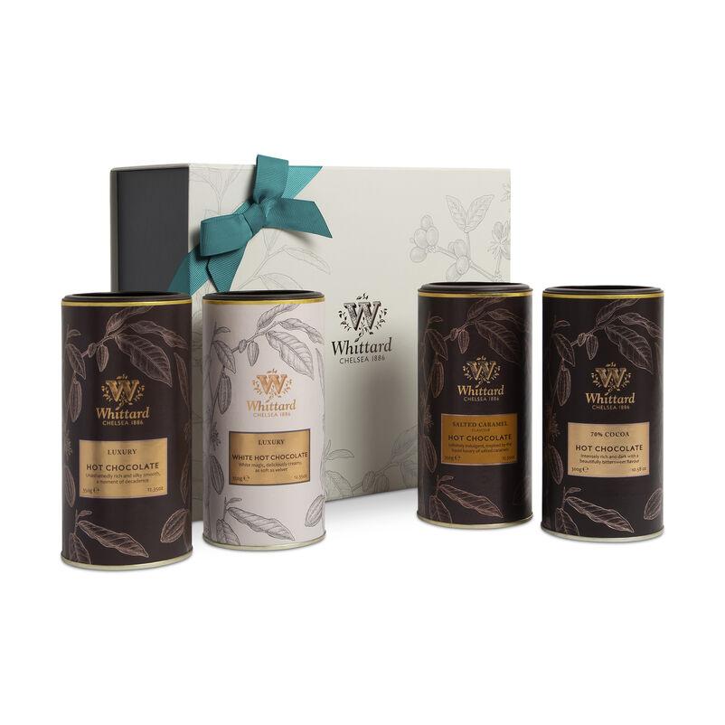 Fab Four Chocolate Gift Box