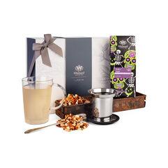 Toffee Apple Gift Box, loose tea, halloween gift, halloween tea