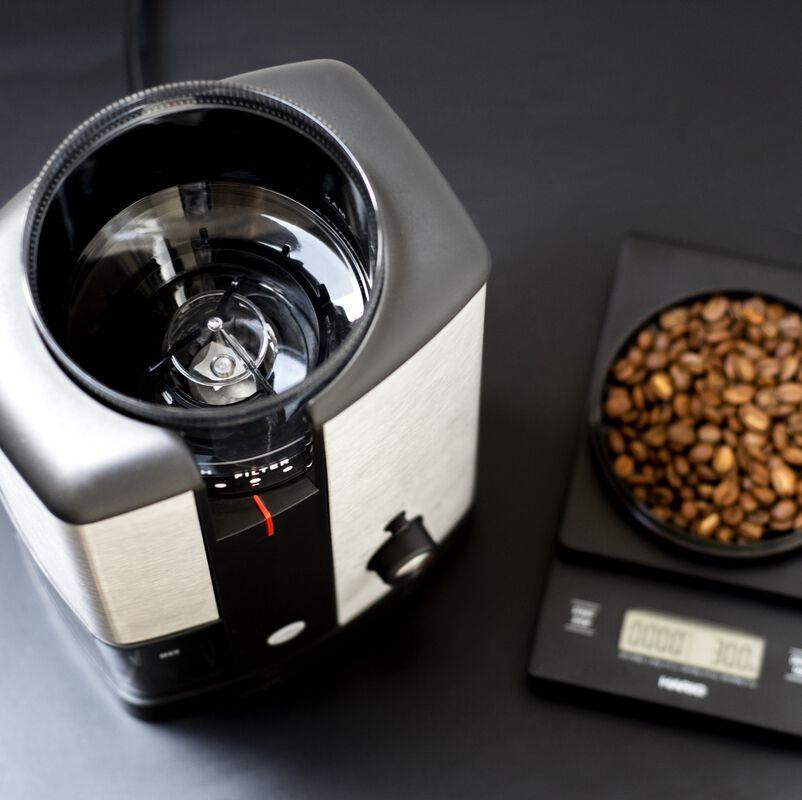Wilfa WSCG-2 Silver Electrical Burr Coffee Grinder