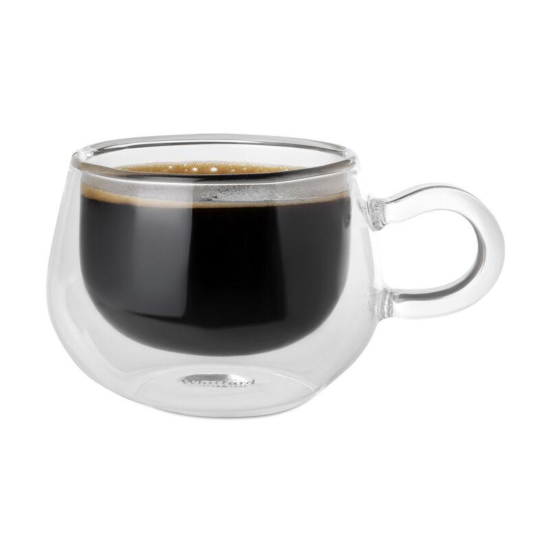 Riva Double-Walled Espresso Glasses