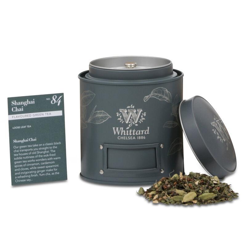 Shanghai Chai Loose Tea in Tea Caddy