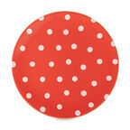Florence Coral Dinner Plate