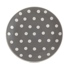 Florence Grey Dinner Plate