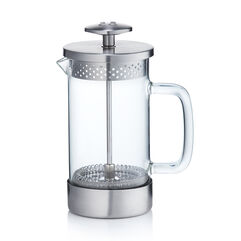 Barista & Co Chrome 3-Cup Cafetiere