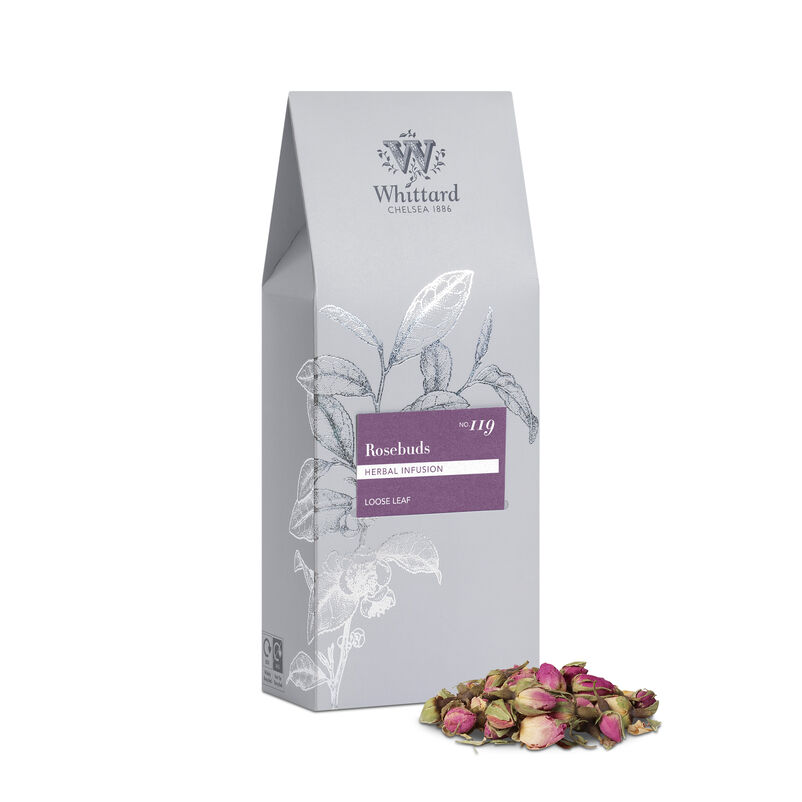 Rosebuds Loose Tea