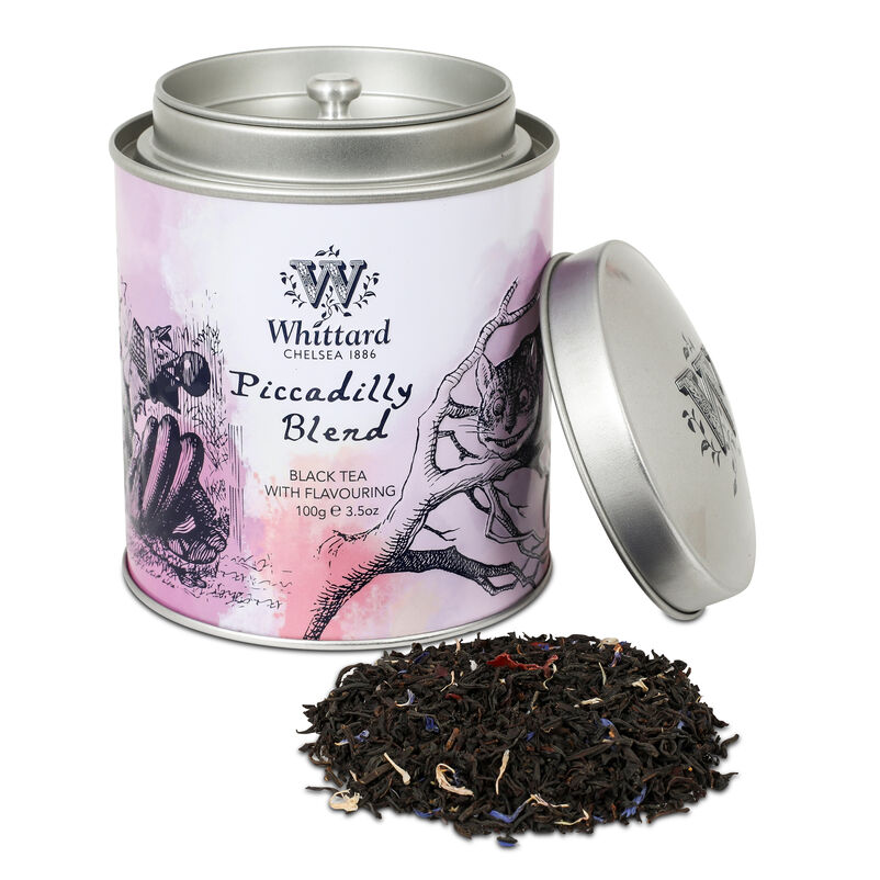 Piccadilly Blend Alice Tea Caddy