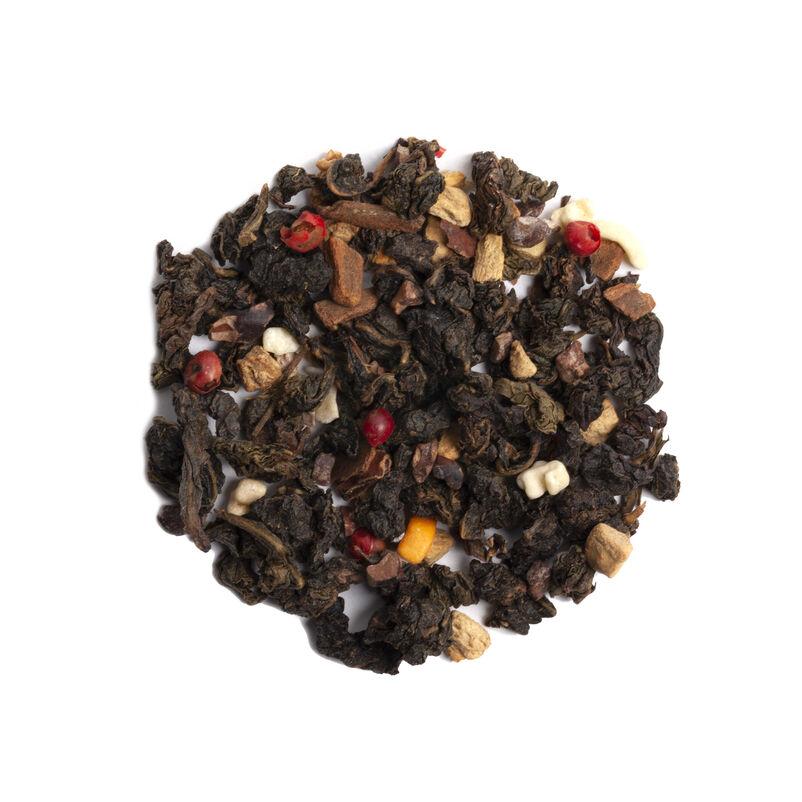 Ginger Snap Oolong Chai loose tea, whittard tea