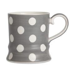 Florence Grey Mug