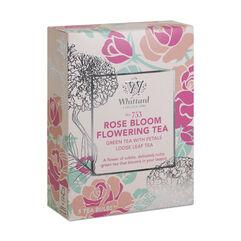 Rose Bloom Flowering Tea
