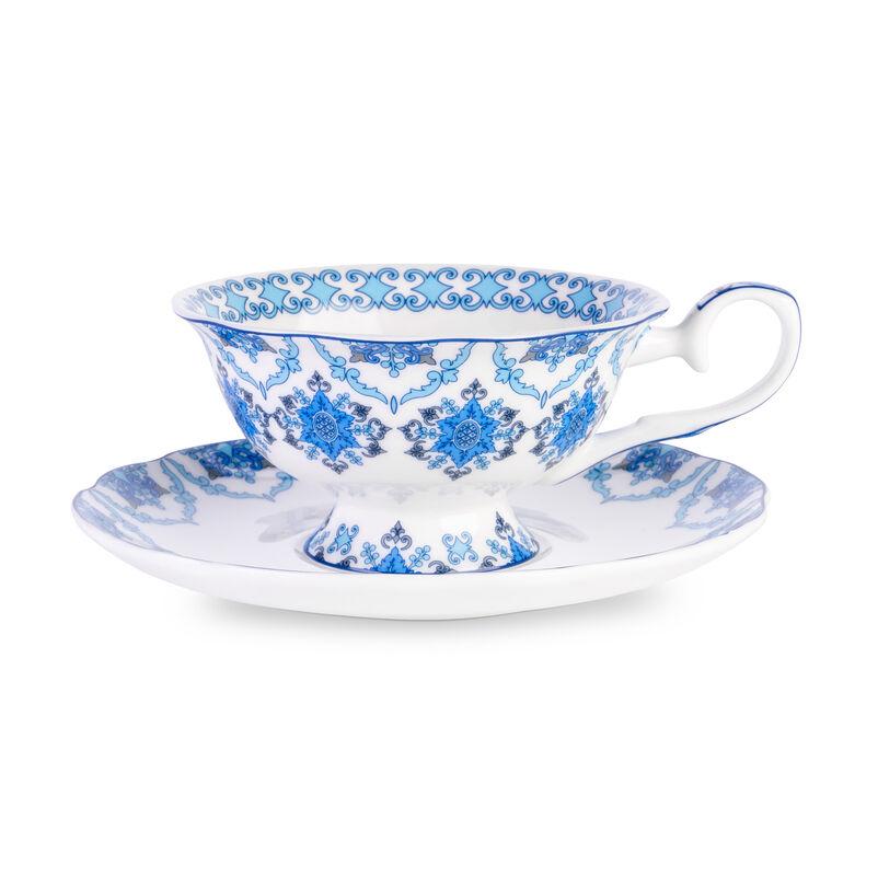Tea Discoveries Earl Grey Tea Cup & Saucer