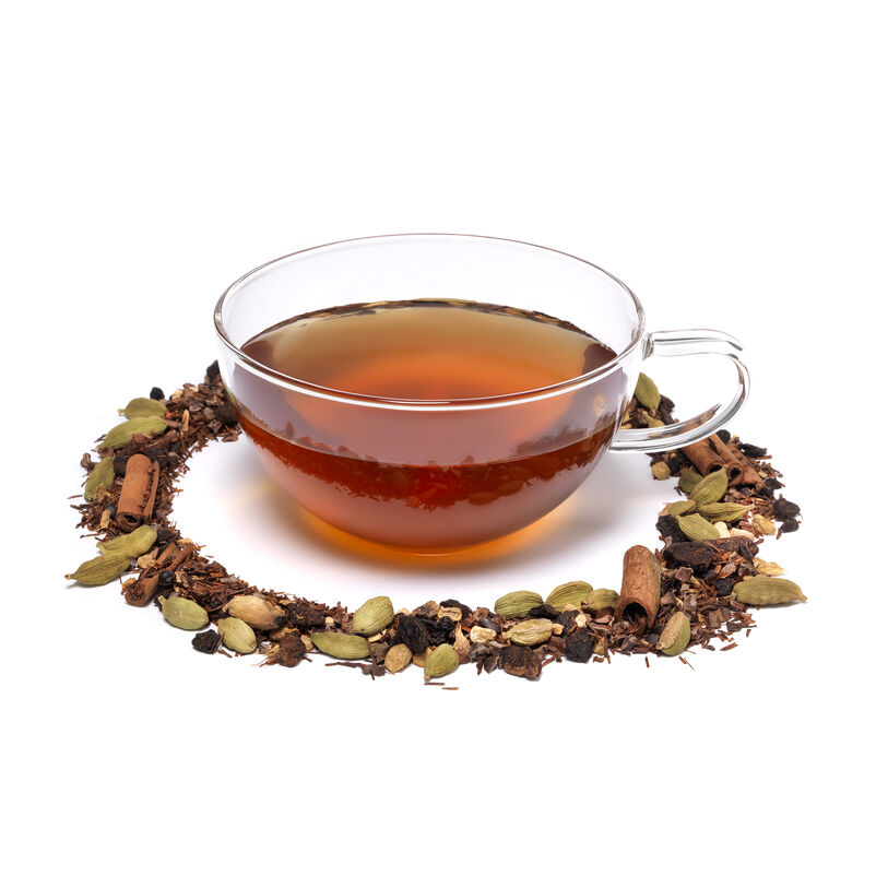 Choco-Rooibos Flavoured Herbal Infusion