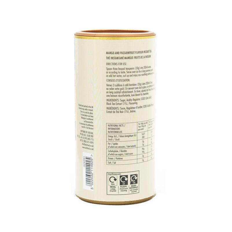 Mango & Passionfruit Flavour Instant Tea