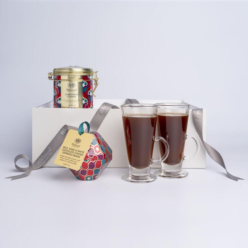 Christmas Coffee & Chocolate Gift Box