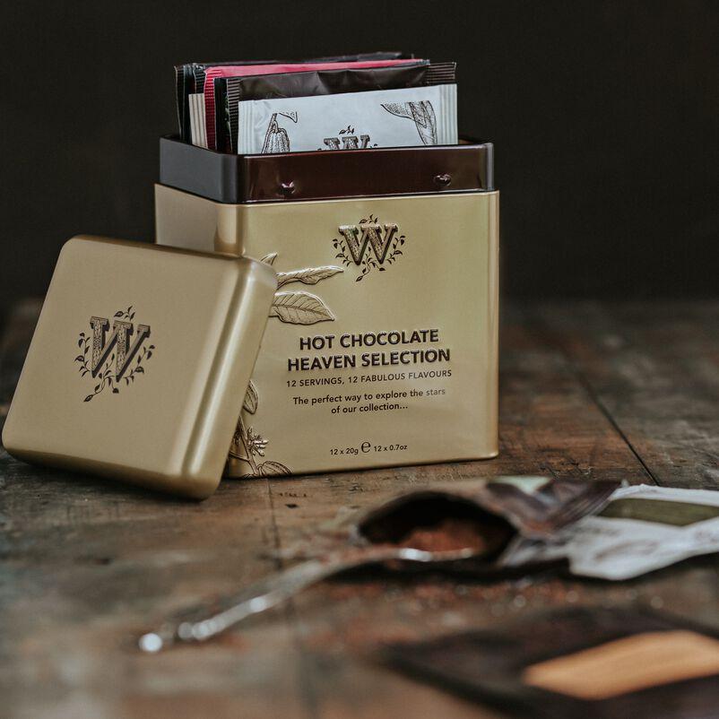 Hot Chocolate Heaven Selection Tin