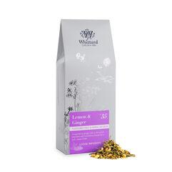 Lemon & Ginger Loose Infusion Tea Pouch