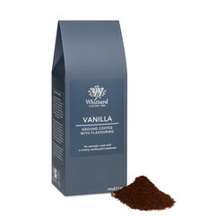 Vanilla Flavour Ground Coffee