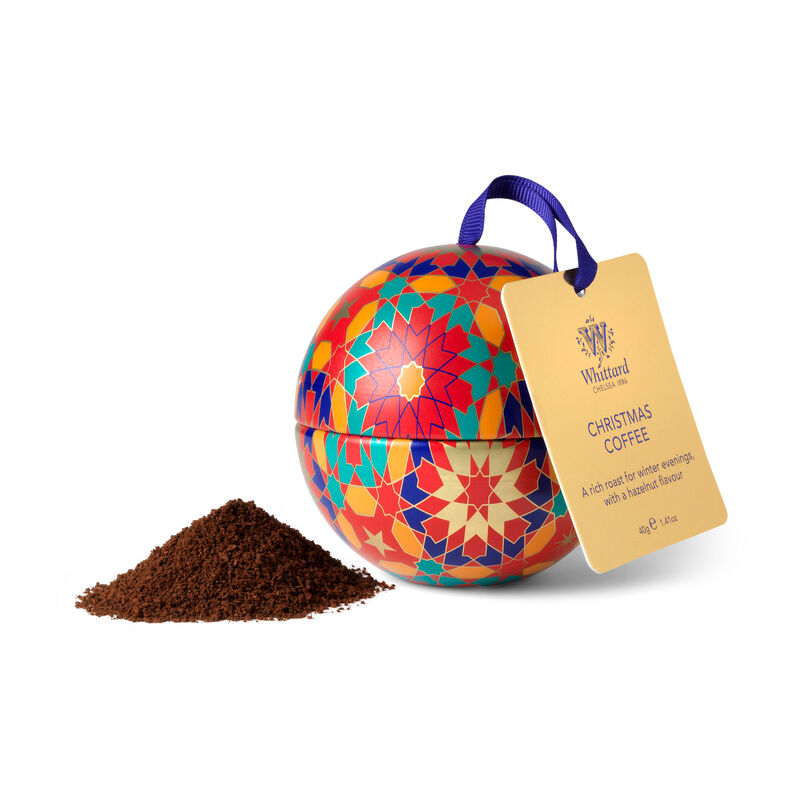 Christmas Coffee Bauble