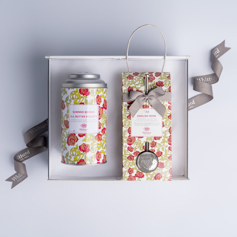 The English Rose Gift Box