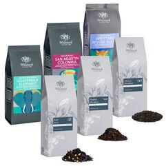 Breakfast Collection Subscription Bundle of Tea and Coffee