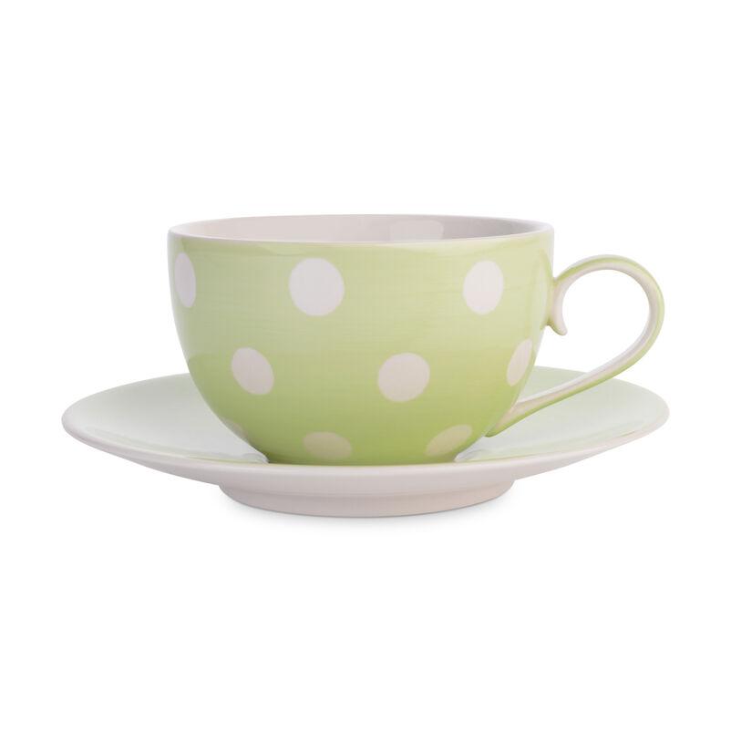 Florence Pistachio Cup & Saucer