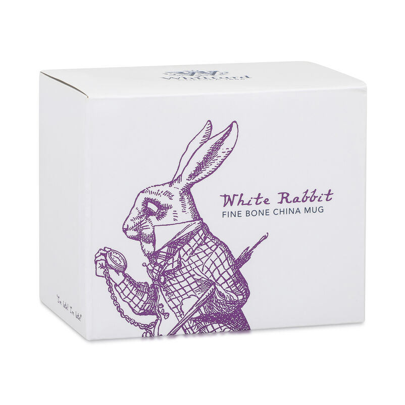 Alice in Wonderland Rabbit Mug
