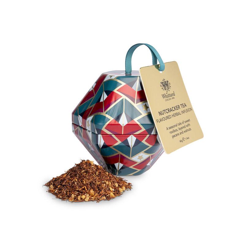 Nutcracker Tea Bauble