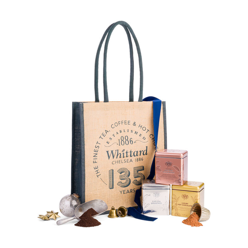 135 Year Gift Set in Christmas Styling
