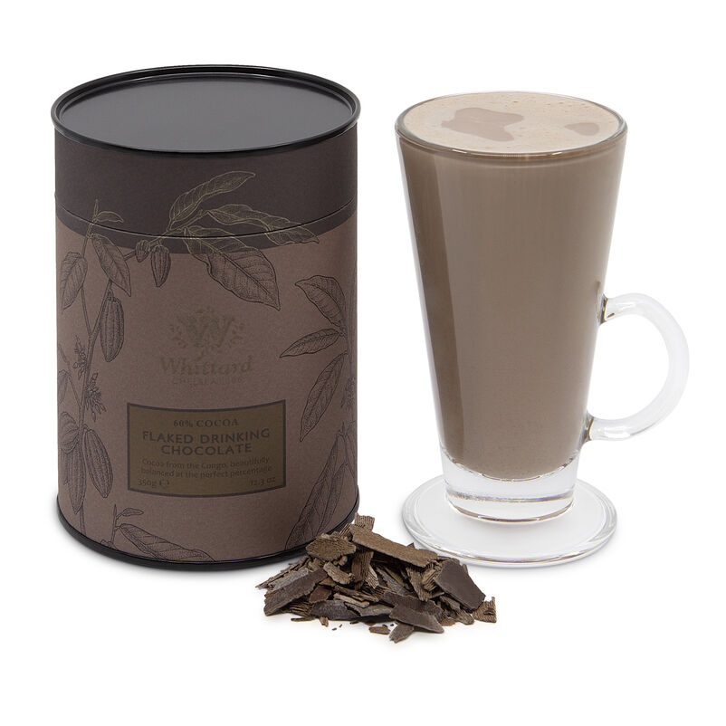 60% Cocoa Flaked Drinking Chocolate