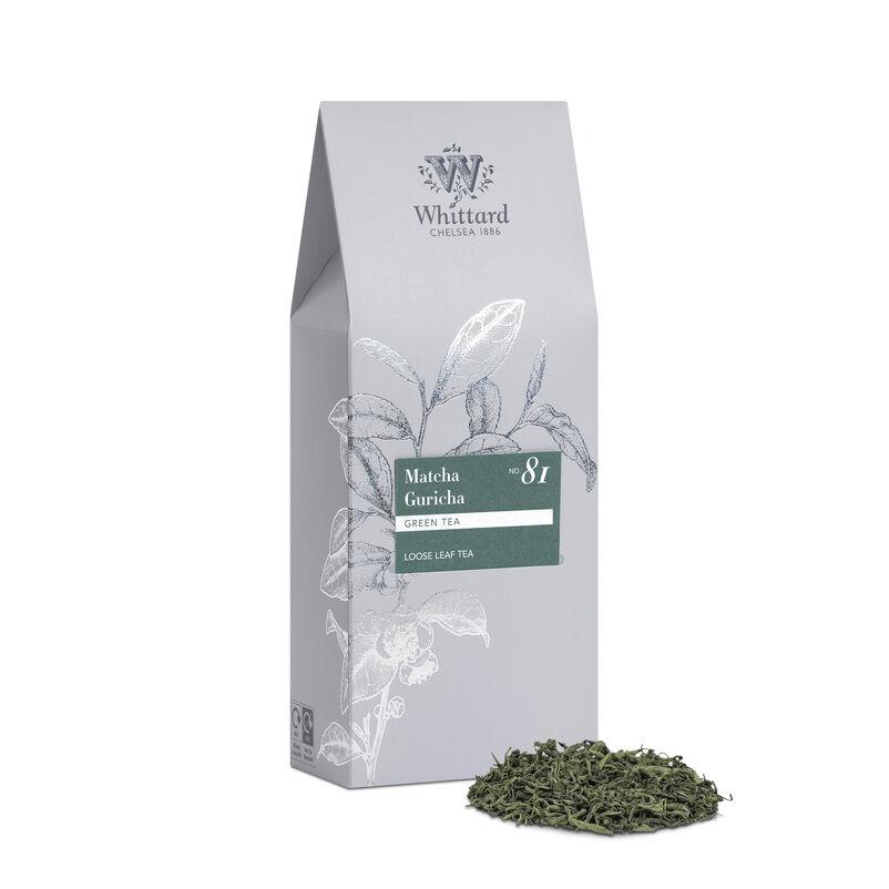 Matcha Guricha Loose Tea in pouch