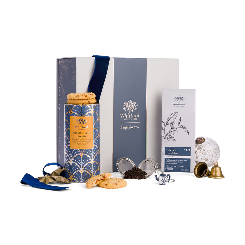 The Time for Tea Gift Box in Christmas styling