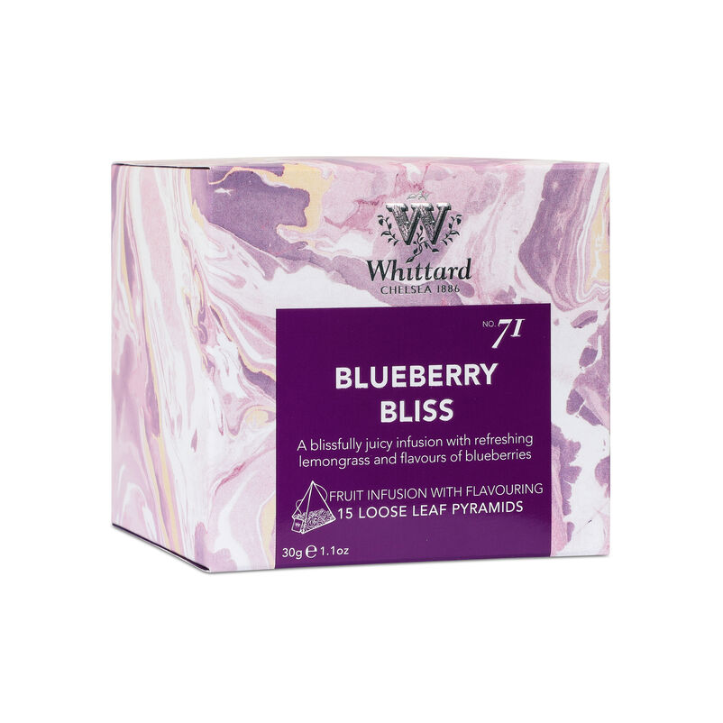 Blueberry Bliss Large Leaf Teabags