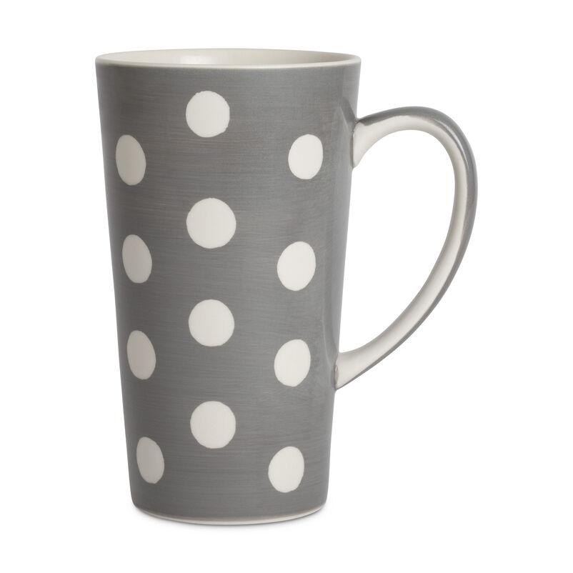 Florence Grey Latte Mug