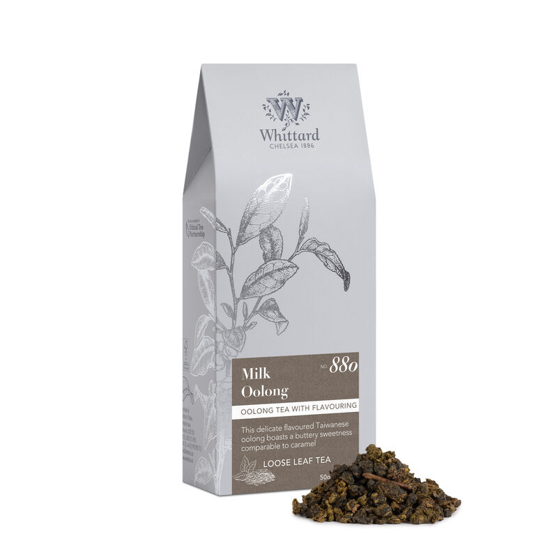 Milk Oolong Loose Tea Pouch