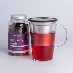 Image of Bright Berry Bundle Glass Pao and Very Berry Tea