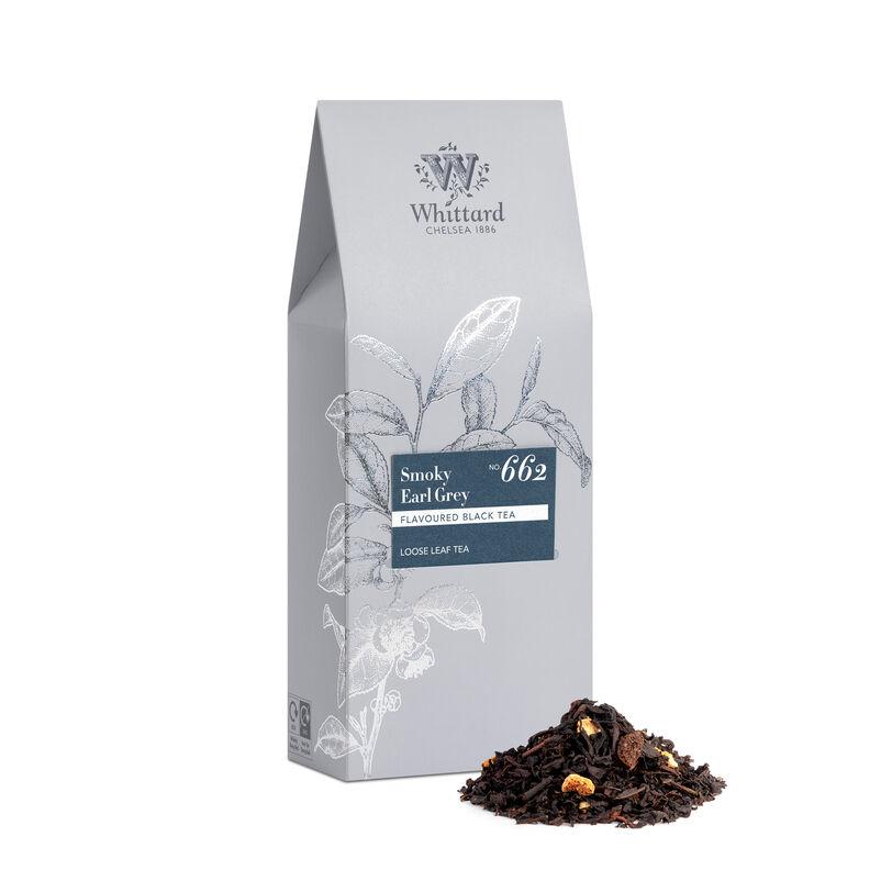 Smoky Earl Grey Loose Tea Pouch