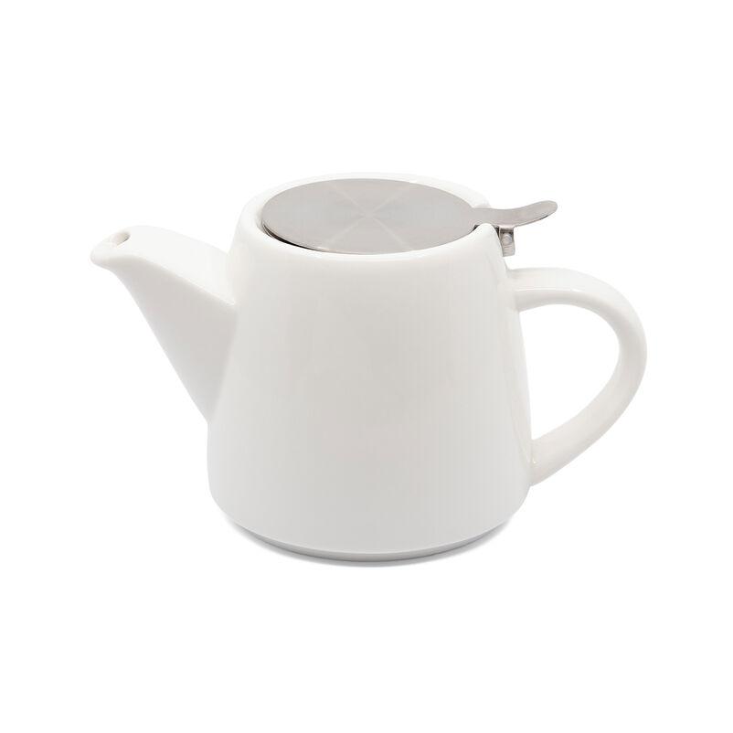 White Pao Teapot