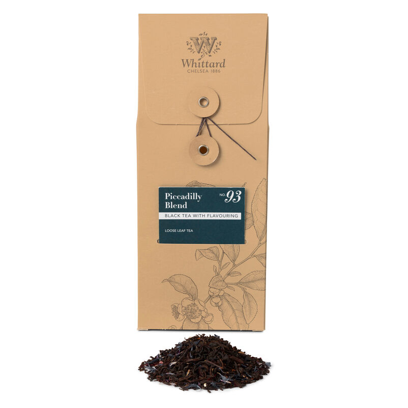 Piccadilly Loose Tea Pouch, 100g