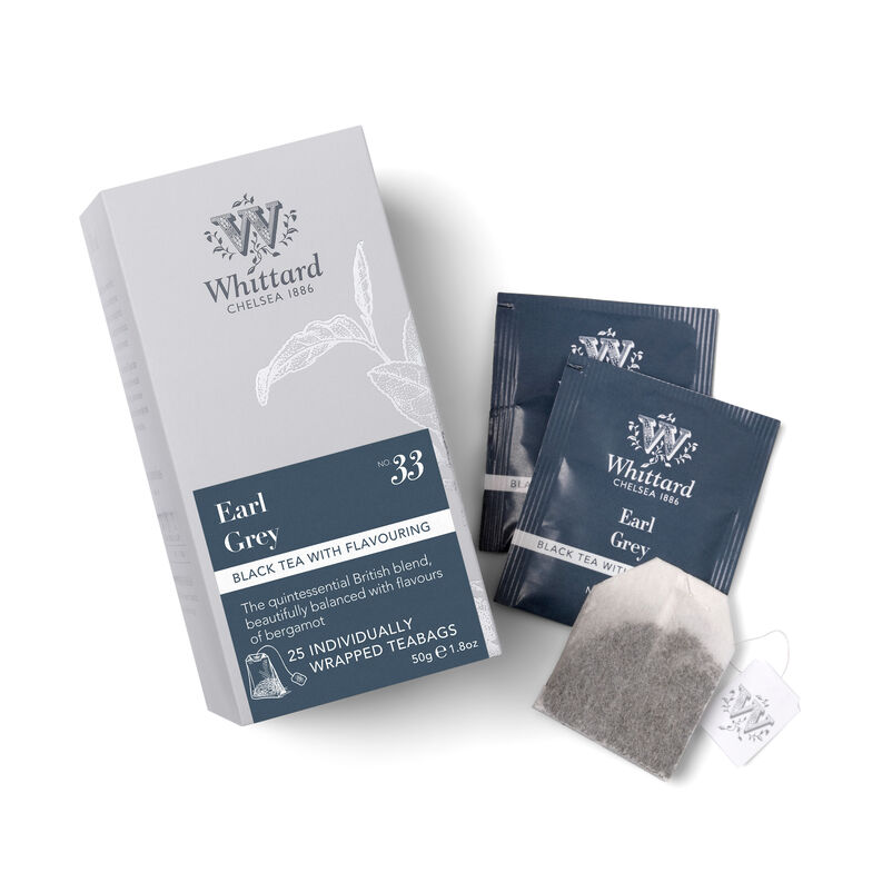Earl Grey 25 Individually Wrapped Teabags