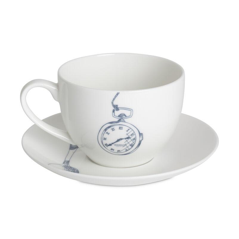 Serendipity Cup & Saucer