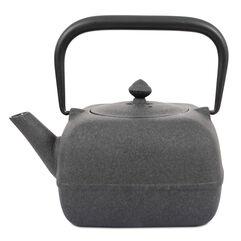 Japanese Tetsubin Grey Cast Iron Teapot