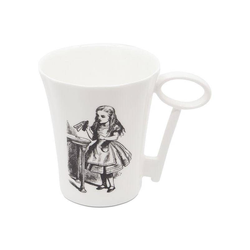 Alice in Wonderland Alice Mug with Key Handle